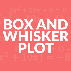 box-and-whisker-plot