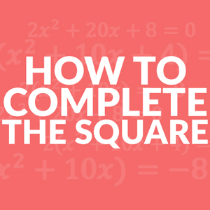 completing-the-square